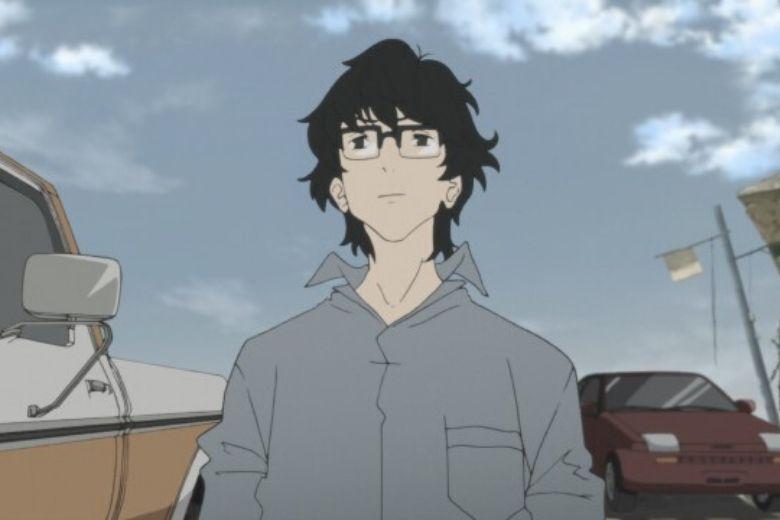 アニメ「日本沈没2020」古賀先輩