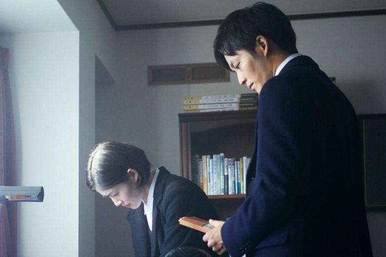 映画「新聞記者」シム・ウンギョンと松坂桃李