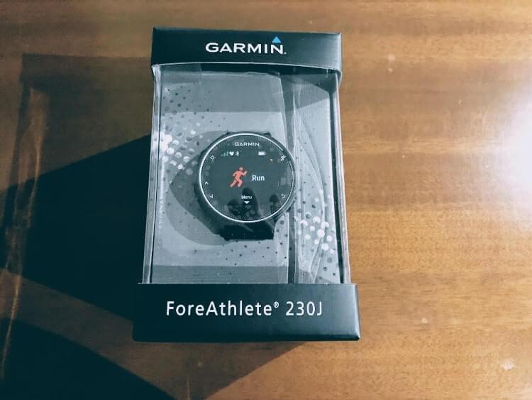 GARMIN(ガーミン) ランニングウォッチ ForeAthlete230J