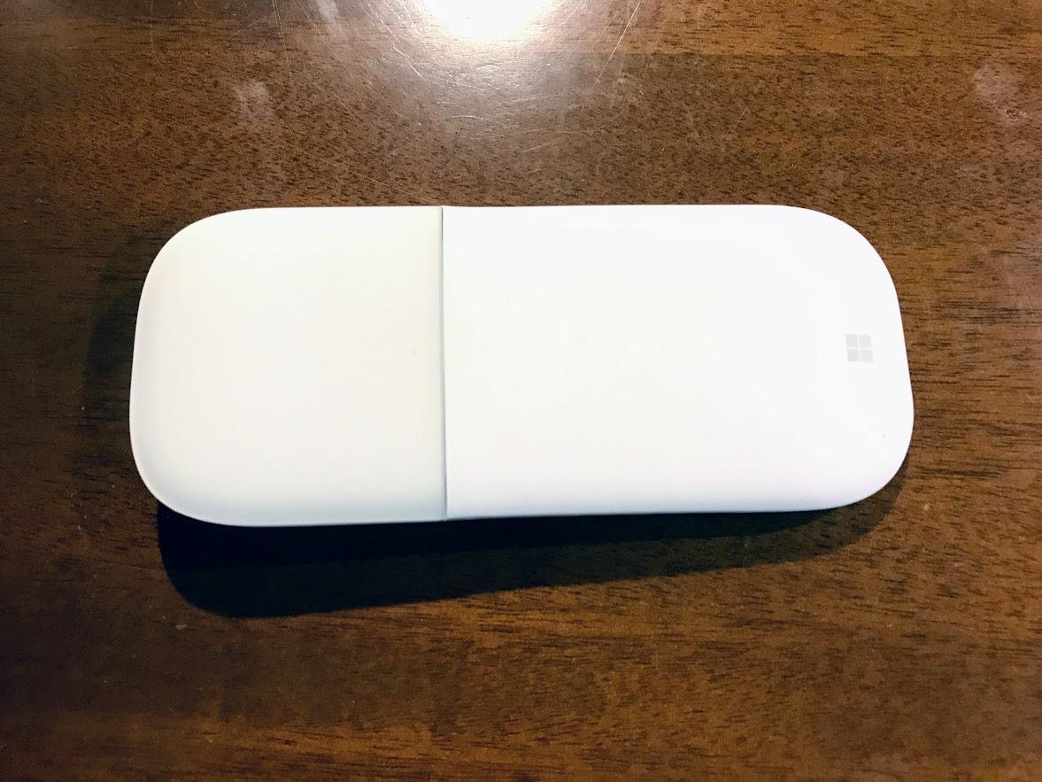 マイクロソフト Surface Arc Mouse CZV-00007