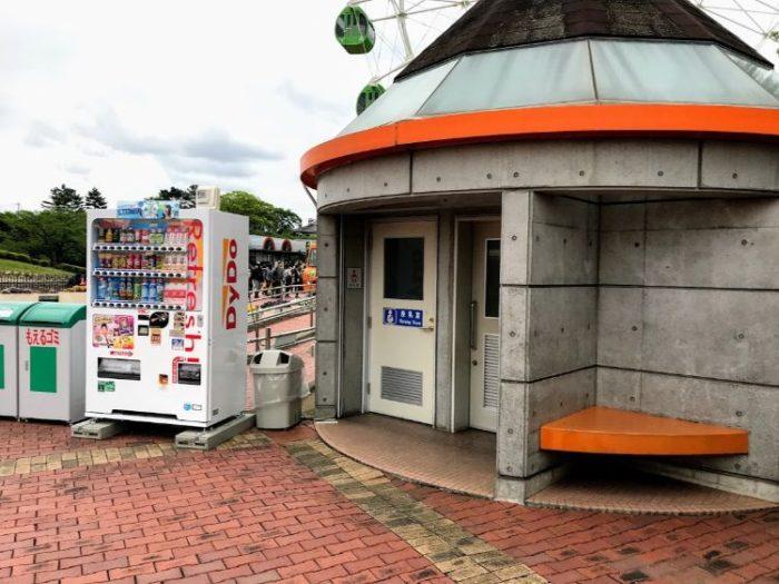 碧南市明石公園の授乳室