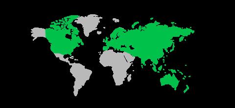 どんなときもWiFiの海外利用