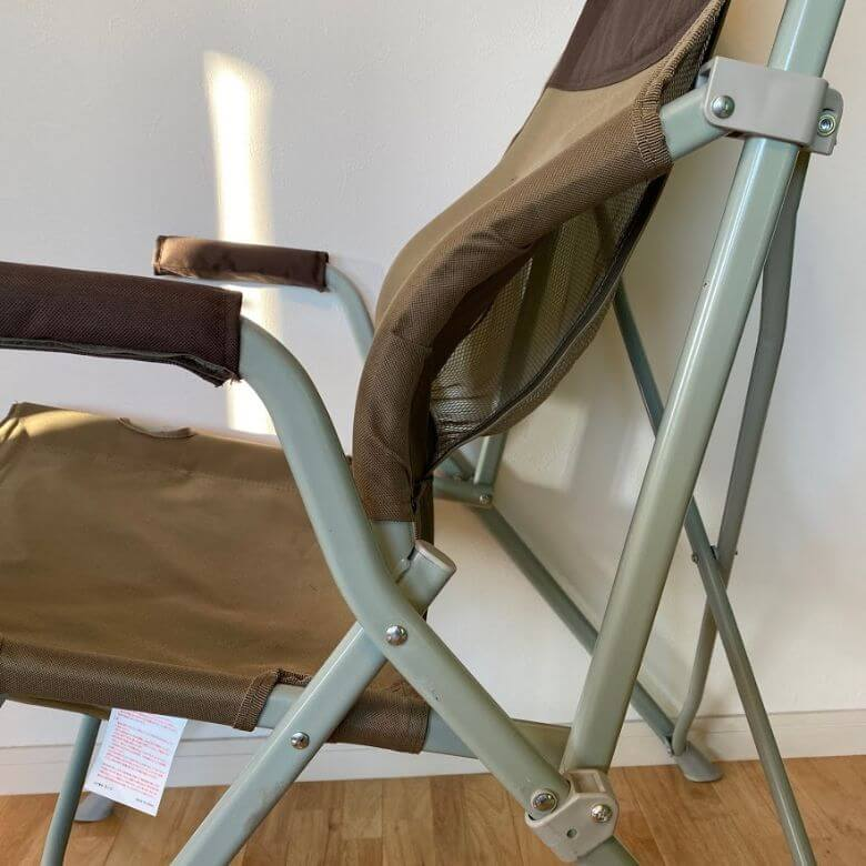 テレワーク(在宅勤務)で使える折りたたみ椅子 おすすめ