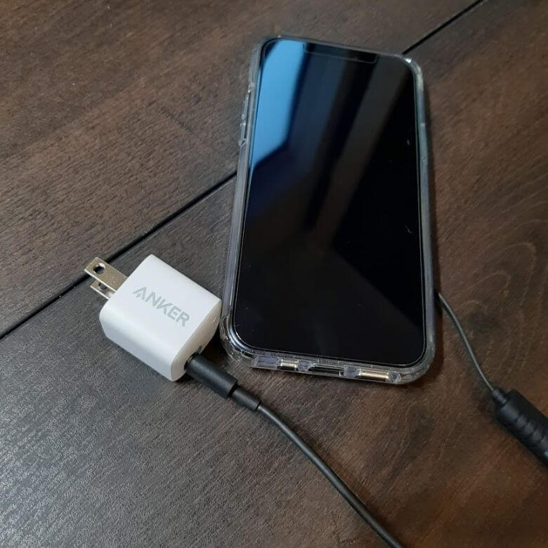 【iPhone12おすすめ充電器】Anker PowerPort III Nano