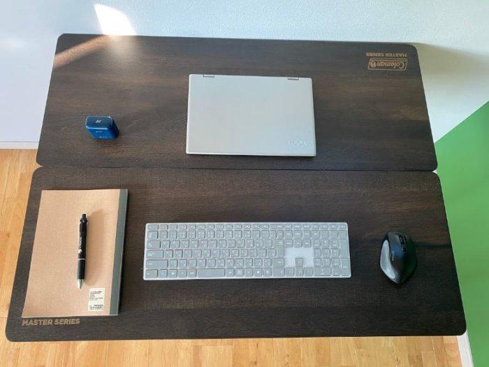コールマンコンフォートマスターバタフライテーブル90 サイズ
