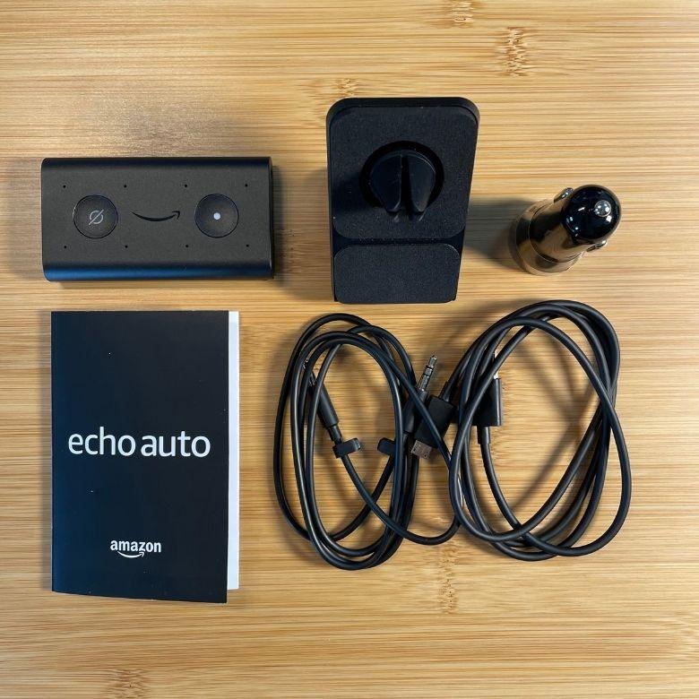 【Echo Autoレビュー】車載でアレクサ でできることとデメリットを徹底解説