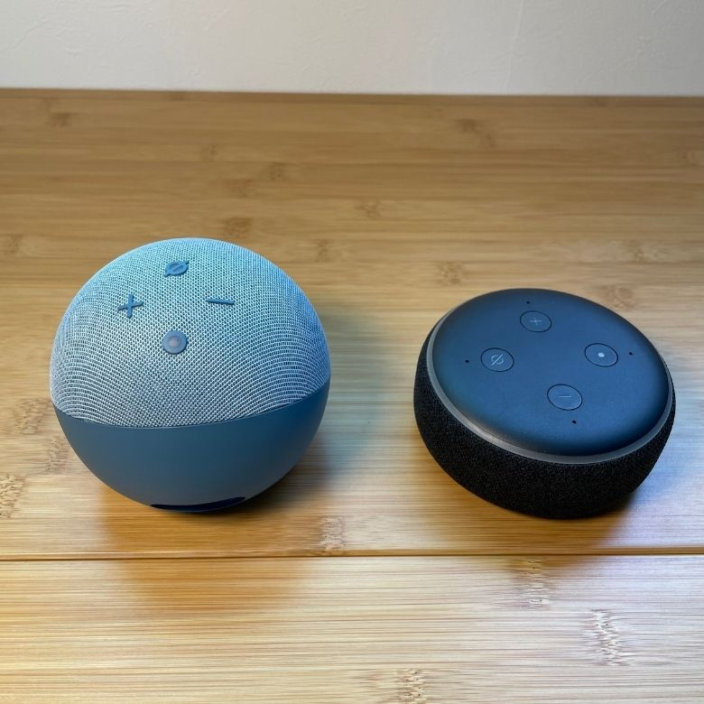 【Amazon Echo Dot 第4世代 レビュー】球体デザインの高音質スピーカー