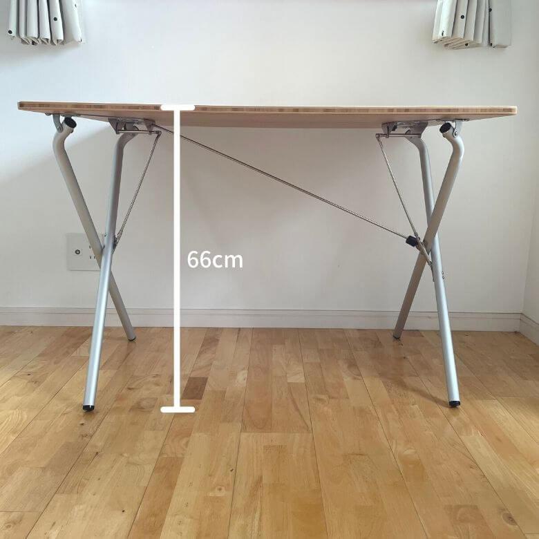 【徹底レビュー】スノーピーク ワンアクションテーブルはアウトドアギアの中でも一番のテーブル